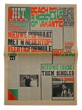 HITWEEK Magazine 18 May 1967 Beach Boys Elmore James