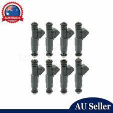 8PCS  Fuel Injectors For Ford Falcon XR8 V8 EB ED EF EL AU 250CC 24LB 12561462