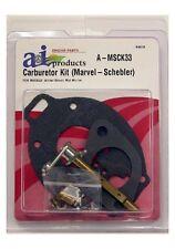 "AI MSCK33 Carburetor Kit Basic (marvel Schebler) ""viton"" for White/ Oliv"