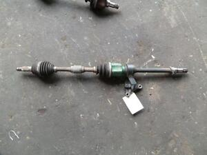 FORD LASER RIGHT DRIVESHAFT AUTO, 1.6LTR, NON ABS TYPE, KN-KQ, 02/99-09/02