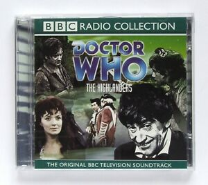 Doctor Who: The Highlanders, Original BBC TV Audio Soundtrack 2CD (2000)