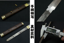 Breaking wind chop Tang Sword High manganese steel blade sharp #2942