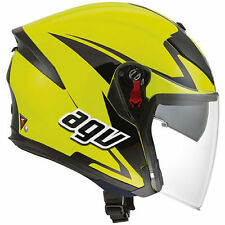 Gloss Not Rated Open Face Multi-Composite Motorcycle Helmets