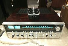Technics SA-6800x quadraphonic receiver, remote balance control AND QUAD PHONES!