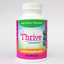 Just Thrive Probiotic 30 Capsules/30 Day Supply