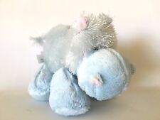 GANZ WEBKINZ BLUE HIPPO BRAND NEW WITH CODE