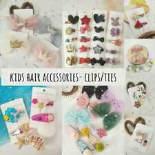 Kids Toddlers Babies Hair accessories Hairpins Clips Ties Bow Fruit