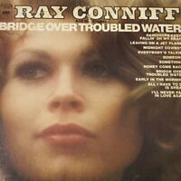 Ray Conniff ‎– Bridge Over Troubled Water: Columbia 1970 Vinyl LP Stereo (Jazz)