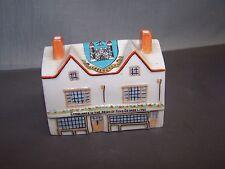 "Carlton Ware England Miniature Crested ""Chymist'S Shoppe, Knaresborough"""