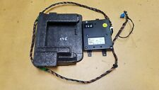 VW PASSAT B6 16 20 TDI SEL 05-10 BLUETOOTH TELEPHONE INTERFACE BOX ECU & BRACKET