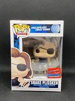 Funko POP! Snake Plissken #1008 Escape From New York NYCC LE 1000 Con Sticker