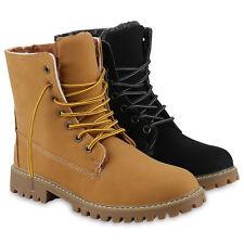 Herren Worker Boots Outdoor Profil Sohle Warm Gefüttert 812653 Schuhe
