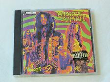 White Zombie La Sexorcisto Devil Music Volume 1 CD Thunder Kiss '65 I Am Legend