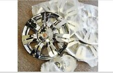 "Cadillac SRX CHROME 18"" WHEEL CLADS!! FITS OEM WHEELS!!"