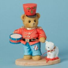 Cherished Teddies*TOY SOLDIER*New*MARCHING TOWARD A MERRY CHRISTMAS*Jody*4040466