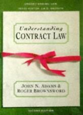 Understanding Contract Law (Understanding Law),John N. Adams, Professor Roger B