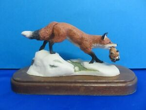 HEREDITIES FOX  AND  CUBS