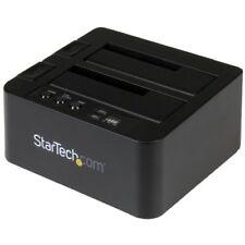 "StarTech SDOCK2U313R USB 3.1 Standalone Duplicator Dock for 2.5"" & 3.5"" SATA"