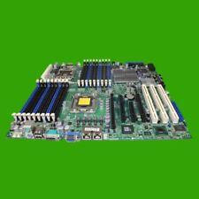 Mainboard Supermicro X8DTN+ Sockel 1366 Server Motherboard ohne Slotblende