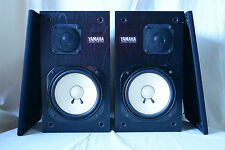 Pair YAMAHA MODEL NS-10M Studio Monitor Speakers