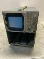 Vintage Tektronix 7633 Oscilloscope Mainframe COOL HAM RADIO TEST UNIT OLD