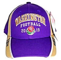 2019 ROSE BOWL WASHINGTON HUSKIES  AUTHENTIC HAT  SHIPS IN ONE DAY