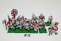 Warhammer Warriors of Chaos Warriors Old School - F2