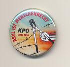 Abzeichen (Button) der KPÖ zum 1. Mai 2016