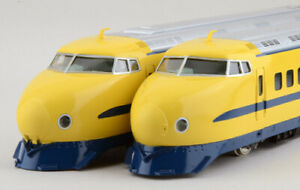 KTM JR-C Series 922-02 EMU Shinkansen 7 coaches set (HO 1/87)