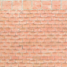 1:12 Dolls House Georgian Roof Tile Paper A3 Sheet 29.7cm x 43cm Wallpaper 670
