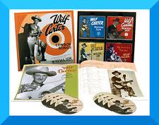 Wilf Carter , Cowboy Songs ( Box 8 CD + Booklet )