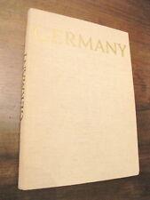 GERMANY GERMANIA di HURLIMANN MARTIN ATLANTIS EDIZIONI