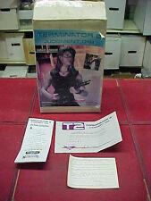 Terminator 2 / SARAH CONNOR / Classic plastic / RESIN MODEL KIT - VERY RARE !!