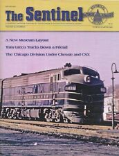 The Sentinel B&O Baltimore & Ohio V26 N4 2004 Royal Blue Line Queen Elizabeth