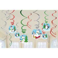 Decorazioni e alberi di Natale multicolore Amscan
