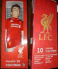 Philippe Coutinho Arsenal FC geante football figurine bubuzz peluche doll fifa