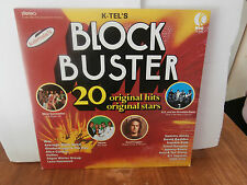 "block buster 20 or/hits.""lp12""usa.k.tel:tu2430. de 1976.limited collector's rare"