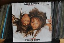 "7"" Single Mel & Kim - That's The Way It Is"