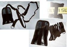 Buddyleine mit 2m Gurt in fester Tasche zum befestigen am Gurtsystem