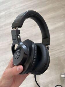 Audio-Technica ATH-M30x Wired Headphones - Black