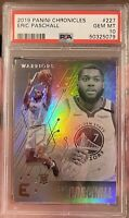 2019 Panini Chronicles Essentials ROOKIE RC Eric Paschall #227 PSA 10 Low Pop 3