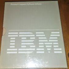 VTG IBM Macro Assembler Personal Comp. Software Library 6024002 Factory Sealed