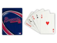 Atlanta Braves Playing Cards