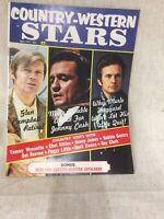 Country Western Stars Magazine July 1971 Glen Campbell Johnny Cash