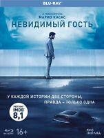 The Invisible Guest (Contratiempo) (Blu-ray, w.Slipcover, 2016) Russian,Spanish