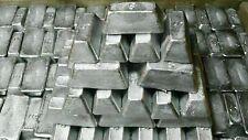 60 Lb pound Lot Soft Lead Ingot Casting Metal