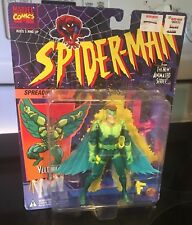 (1994) TOYBIZ SPIDER-MAN ANIMATED VULTURE FIGURE SERIES 2 NEW IN PACKAGE