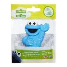 """Sesame Street Friends """"Cookie Monster"""" 3 inch Figure, NEW and MINT by Hasbro"""