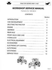 More details for massey ferguson 3000 to 3100 series  all models dealers workshop manual