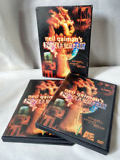 Neil Gaiman's Neverwhere 2 DVD Set 1996 Complete A&E